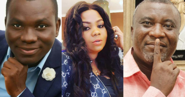 Gifty Osei cheated on her ex-husband in USA - Osofo Maame