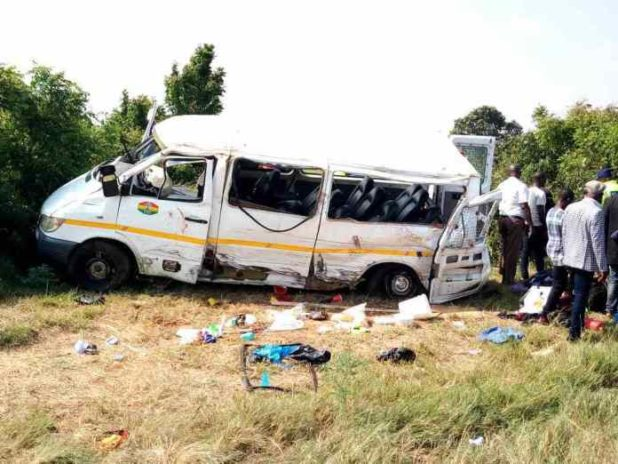 Breaking News: Six Killed In Gory Car Accident - The Spot Of
