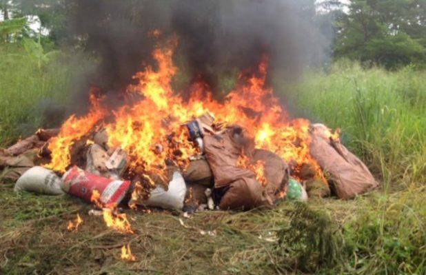 We burnt poison, not money-NACOB on $3m 'Wee' destruction
